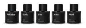 Commodity fragrances black
