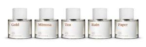 Commodity fragrances white