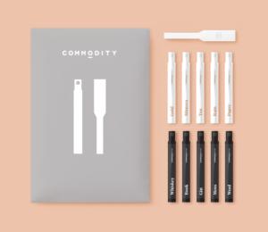 Commodity fragrances fitting kit