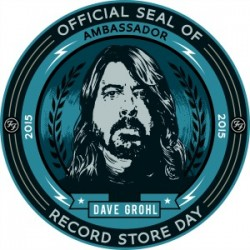Dave Grohl record store day