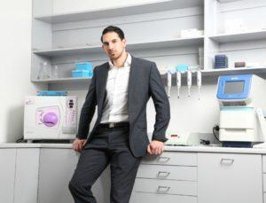Stefan Mazy, founder SkinDNA