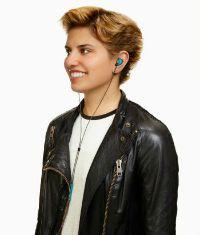 normal earphones founder Nikki Kaufman