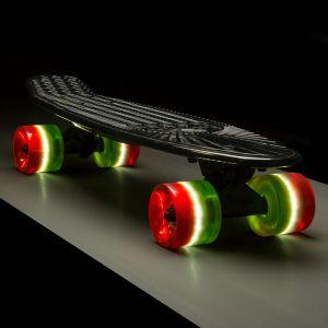 Sunset Skateboards Black Rasta
