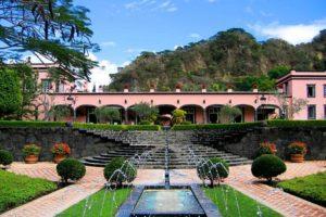 Hotel marketing Hacienda de San Antonio