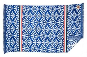 luxury beach towels from ruby mint