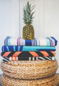 designer luxury beach towels