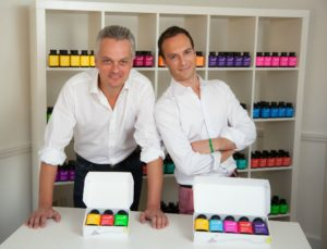 Hum Nutritions Founders Walter Faulstroh and Chris Coleridge