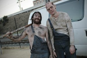 Photo: Great Horror Campout