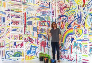 dallas clayton target mural