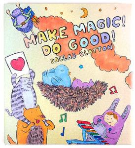 dallas clayton magic magic book