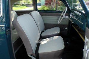 electric car conversions interior
