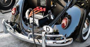 VW electric car conversions