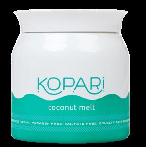 kopari coconut melt summer fun