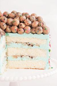 sprinkles for breakfast cake