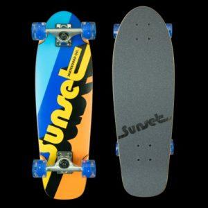 sunset skateboards innovation