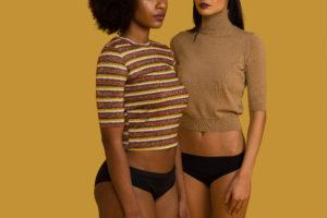 thinx black bikini panties