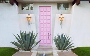 modernism week palm springs door tour
