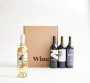 winc wine branding