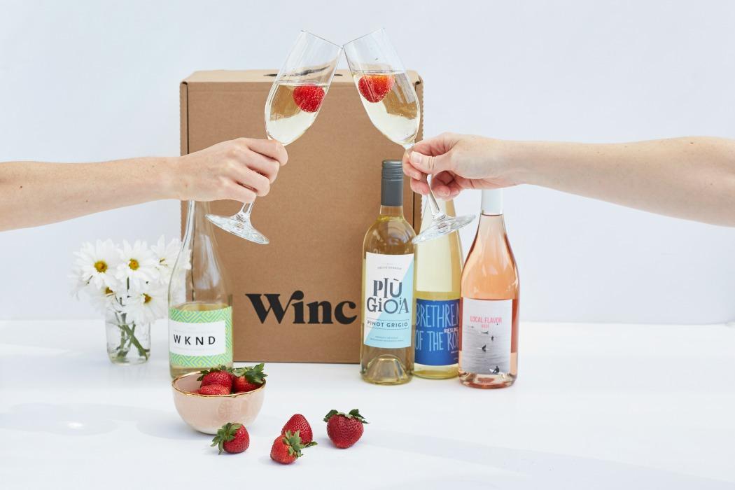 winc wine brand strategy