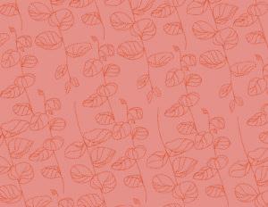 Indigo Salon pink indigo logo pattern